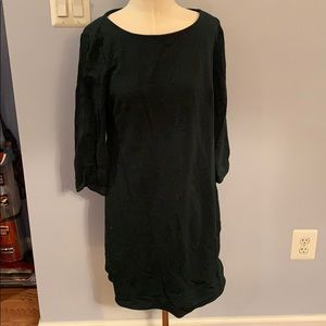 Vince Camuto Forest Green Dress